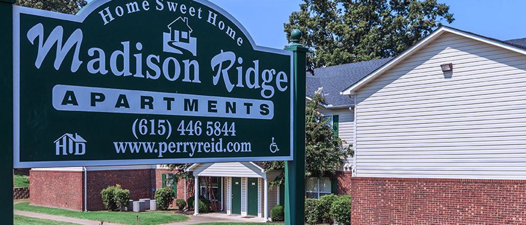 Madison Ridge Apartments